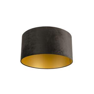QAZQA Lampenschirme cilinder velours - D 500 mm - -