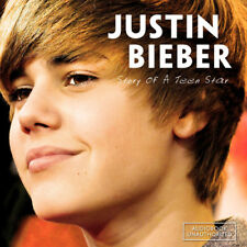 Justin Bieber : Story of a Teen Star CD (2011) ***NEW***