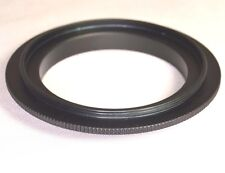 52mm to Nikon F camera mount adapter Reverse Ring for MACRO Micro BR-2 Free Ship