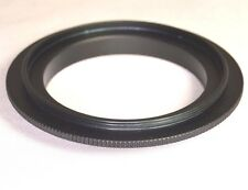 52mm to Nikon F mount adapter Reverse Ring for MACRO Micro BR-2 Nikon cameras