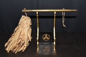 (AT-89) SAIHAI (Pointer) of Top with Gold Handle Edo