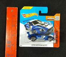 Hot Wheels HW Race Aston Martin Vantage GT3 2013 Small Card Extremely Rare