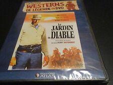 "DVD NEUF ""LE JARDIN DU DIABLE"" Gary COOPER, Richard WIDMARK - western"