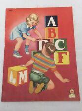 1946 Childrens Press Inc Alphabet Book