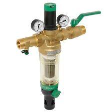 Honeywell Hauswasserstation HS10S DN 25 Rückspülfilter 1'' AA mit Absperrkugelha