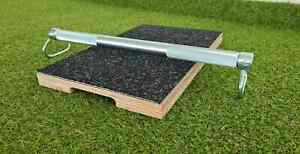 X3 Bar Elite set homemade :  70cm bar , 55cm bar , ground plate