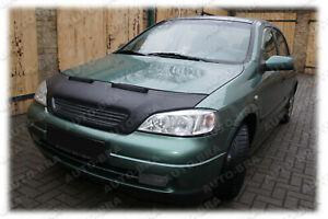 Auto Bra for VAUXHALL OPEL ASTRA G MK4 1998 - 2004 BONNET BRA STONEGUARD TUNING