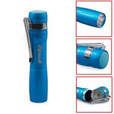 Tactical Blue Q5 LED Flashlight 8000Lumens Torch Lamp Bright Light AA Battery G1