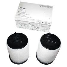 Audi R8 V8 Luftfilter Set Original Luftfiltereinsatz Service Filter 420133843B