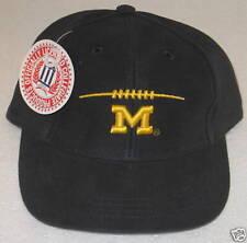 aa5f79f40fa26 Michigan Wolverines NCAA Fan Cap, Hats for sale | eBay