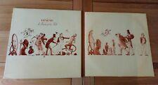 Genesis A Trick Of The Tail 1976 UK Gatefold LP VG/Ex Charisma Mad Hatter Prog