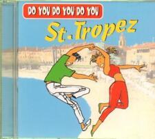 Various Electronica(CD Album)Do You Do You Do You St Tropez-New