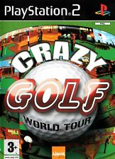 Crazy Golf World Tour PS2 (PlayStation 2) - Envío Gratis-Vendedor de Reino Unido