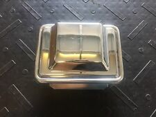 1981-1987 Grand National GNX T-Type Front Bucket Bench Seat Chrome Ash Tray Trim