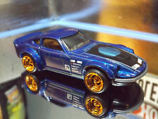 2016 HOT WHEELS REAL RIDERS CUSTOM NISSAN FAIRLADY Z - HW SPEED GRAPHICS 9/10
