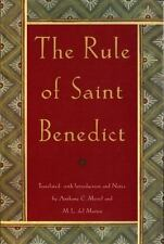 The Rule of St. Benedict (An Image Book Original) Benedict of Nursia Paperback