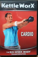 DVD Kettle Worx Cardio - The Six-week Body Transformation
