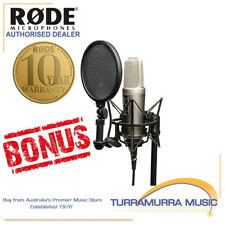 Rode NT2A Complete Recording Kit with BONUS FREE RODE GIFT