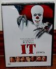 It ( Eso ) DVD Neu Versiegelt Stephen King´S Horror Klassische (Ohne Offen ) R2