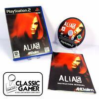 Alias (PS2) *Near Mint*