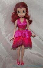 """2014 Disney Fairies 9.5"""" PIRATE FAIRY ROSETTA Redhead Posable Fashion Doll"""