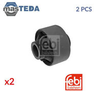 2x FEBI BILSTEIN FRONT LOWER REAR CONTROL ARM WISHBONE BUSH 42787 I NEW
