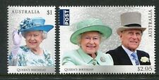 2017 Birthday of Her Majesty Queen Elizabeth II - MUH Set of 2 Stamps