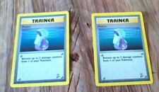 POKEMON CARD TRAINER POTION 122/130 2 Cards Set of 2 x2 Damage Counters Play