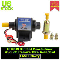 4-7 PSI  New High Performance Electric Fuel Pump For Use w/Carburetor 35 GPH