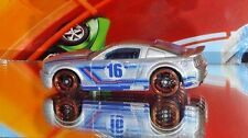2016 Hot Wheels Hw Art Cars #198 '07 Ford Mustang - Grey - Loose
