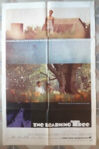 "LEARNING TREE One Sheet US Int'l Style 27x41"" Movie poster blaxploitation 1969"