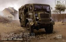 IBG 1/72 Bedford QLR 4x4 SENZA FILI #72002