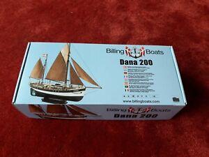 Billing Boats Model Kit Dana 200 Unused Pieces