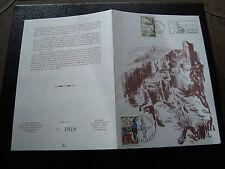 FRANCE - document  23/3/1970 (saverne) french