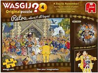 Jumbo Falcon Wasgij Retro Original 4 A Day to Remember Jigsaw 1000 piece