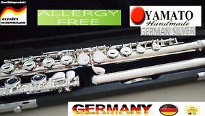 Flute Silver Flûte d'argent Flauta plata Fløyte sølv Flute Silver YAMA. 211