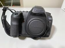 Canon EOS 5D Mark II 21.1 MP Digital SLR Camera - 3 chargers & 6 batteries