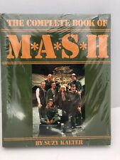NEW The Complete Book Of Mash By Suzy Kalter Hardcover 1988 Unopened