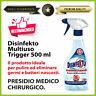 6 PEZZI X 500ML IGIENIZZANTE Disinfettante SPRAY per Superfici Senza Risciacquo