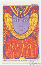 Bill Graham 41 Postcard Grateful Dead Big Mama Thornton 1966 Dec 9