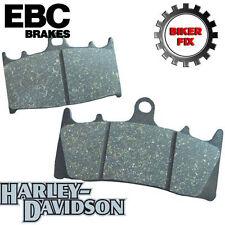 Harley Davidson FLHX Street Glide 08-13 EBC Rear Disc Brake Pads FA409