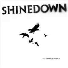 The Sound of Madness by Shinedown CD 2008 Atlantic 511244-2 Hard Rock