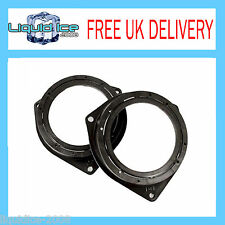 SAK-1403 FIAT GRANDE PUNTO 2005 ONWARDS REAR DOOR 100MM SPEAKER ADAPTORS KIT