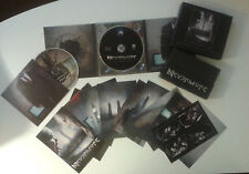"""Nevermore """"The obsidian cospirancy""""  BOX, 2 CDS + POSTCARDS 9979810 VG+/VG+"""