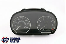 BMW 1 Series E81 E82 E87 Instrument Cluster Speedo Clocks Petrol Manual 6947136