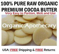 100% Brut Cacao / Mangue Pur Qualité Alimentaire - Naturel 0.5kg/473ml