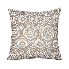 Fashionable Throw Cushion Linen Cover Soft Pillow Covers with Invisible Zipper