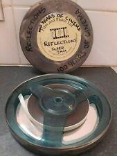 REFLECTIONS 100 YEARS OF BRITISH CINEMA 1994 rare short film Super 8mm Cine Film
