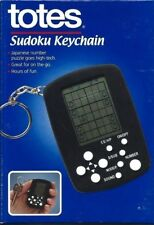 NIB Sudoku Electronic Keychain by Totes- Great for on the go!!!