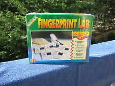 Thinx Fun & Learning Fingerprint Lab For Ages & Older~New & Factory Sealed!
